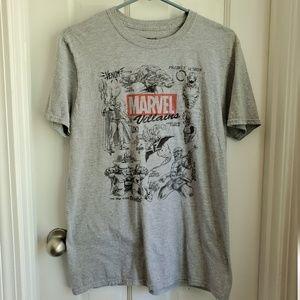 Marvel Ts